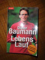 Buch Roman Dieter Baumann Lebenslauf