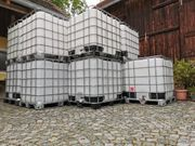 IBC Tank Container Fass 1000
