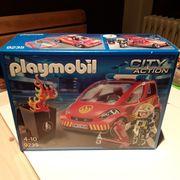 Playmobil 9235 Feuerwehr city action