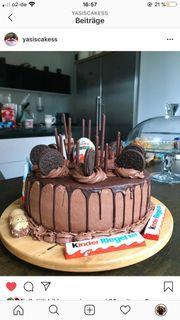 FRISCHE hausgemachte Torten und Cupcakes