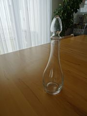 Karaffe Glaskaraffe von Luigi Bormioli