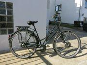 Elektrofahrrad E-Bike utopia velo Moewe