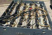 Batterie Elektro Stapler Gabelstapler Linde