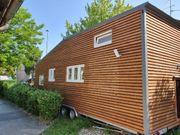 Wohnwagen Tiny House Modulhaus für