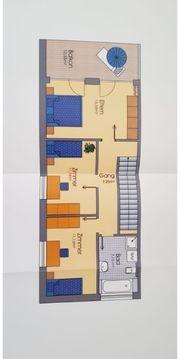 2Stöckige-Wohnung zu Verkaufen