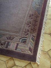 Großer Nepal-Teppich -Reine Schurwolle -