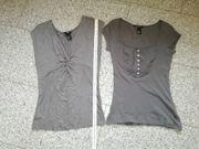 2 Shirts von H M