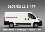 Kleintransporte Lasten-Taxi Möbeltransporte Kurierfahrten