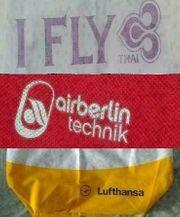 NEU Thai Airways Lufthansa Flugzeug