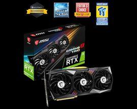 ? MSI GeForce RTX 3070 Gaming X Trio 8G GDDR6 Grafikkarte NEU OVP