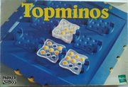 hasbro Topminos Brettspiel raffiniertes Tüfftelspiel
