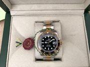 Rolex Uhr Submarine Automatik Armbanduhr