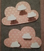 Süße Wolkendeko fürs Kinderzimmer