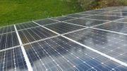 Solar-Photovoltaik-Anlage