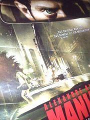 Film Plakat A1 Maniac aus