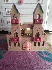 Holz-Schloss