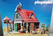 Playmobil Bauernhof mit Zusatzartikel