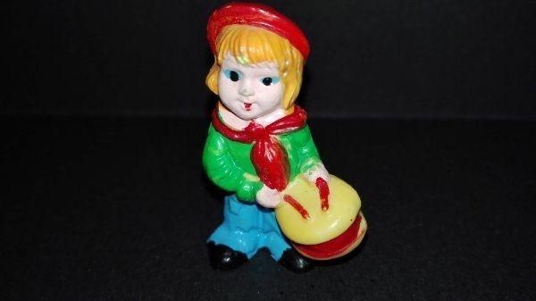 Ü Ei Altfigur Trommler 1977