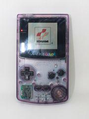 Nintendo Gameboy Color Durchsichtig