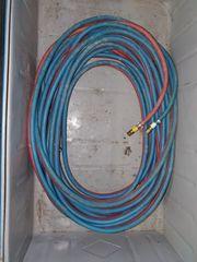 Gas und Sauerstoffschlauch 30m