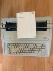 Elektrische Schreibmaschine Carrera SI