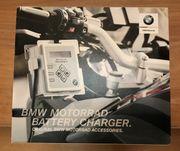 BMW Motorrad Ladegeerät