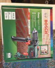 Bosch Schlagbohrmaschine EasyImpact 550 550