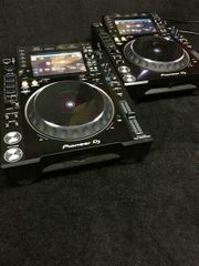 2 X CDJ 2000 NEXUS2 -