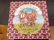 3er Set Bilderbücher mit Schallplatte