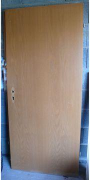 Holztür zu verschenken
