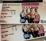 Tickets Sixx paxx