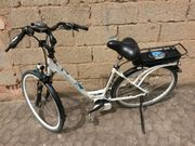 E-Bike Panther TE-9C DAMEN 28