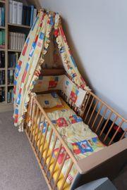 Kinderbett Knut von Paidi - Komplettset