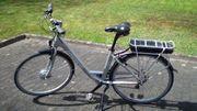 City E-Bike Tiefeinsteiger Leopard 28