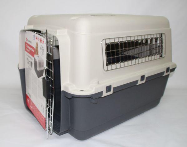 Flamingo Hundetransportbox Hundebox Modell Nomad