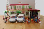 Playmobil Hotel Set bestehend aus
