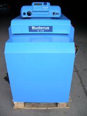Ölheizung Buderus - Logano S115 18-24