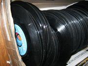 7 SINGLES - 100 x DEKO -Vinyl-Singles -