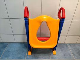 Bild 4 - Toiletten-Trainer für Kinder WC-Sitzerhöhung - Freudental