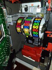 Geldspielautomat Bally Wulf Dax Euro