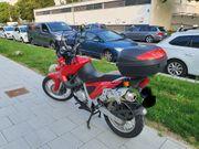 BMW F 650 mit nur