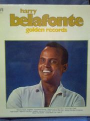 Harry Belafonte golden Records LP
