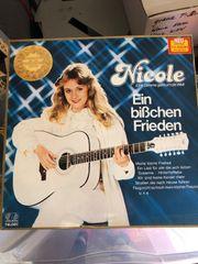 Schallplatte von Nicole 1982