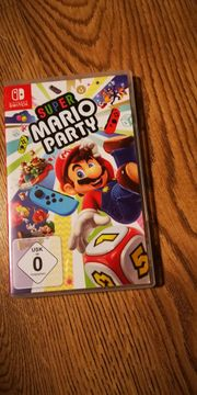 Mario Party Nintendo Switch