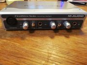 M-Audio Firewire Solo Recording Interface