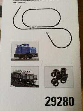 Märklin Startpackung Autozug 29280 neuwertig: Kleinanzeigen aus Kuhardt - Rubrik Modelleisenbahnen