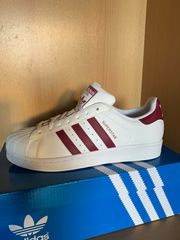 ADIDAS SUPERSTAR RED NEU OVP