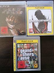 PS3 Spiele GTA5 Prototype Dead