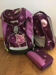 Schultasche Ergobag für Mädchen in