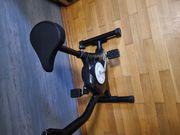 Heimtrainer fitness fahrrad hometrainer